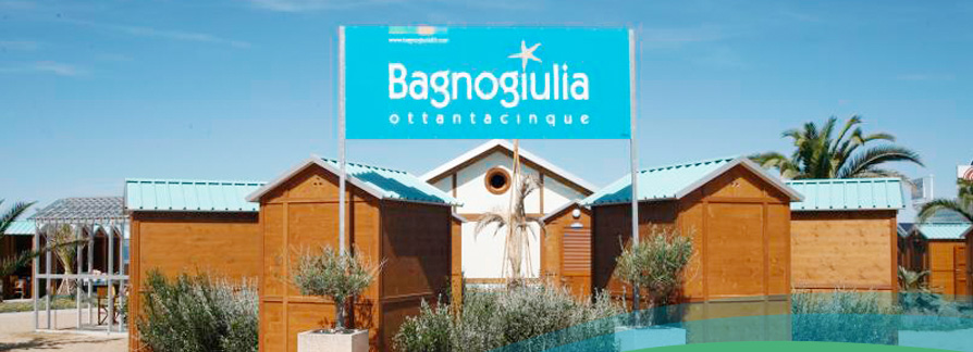 Bagno Giulia 85 - Spiaggia Riccione Bagno Giulia 85